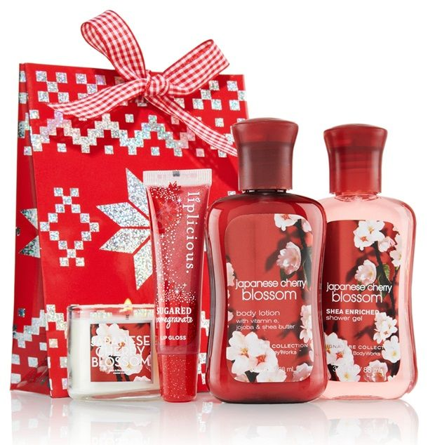 Gift Ideas: Bath & Body Works Hand-Picked Gifts Tiny Treats Gift ...