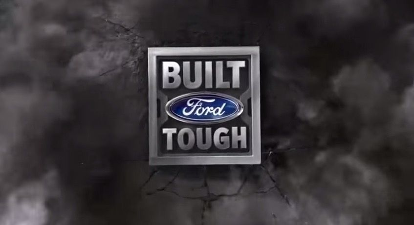 Pin By John Begg On Opportunity Now Built Ford Tough Tough Ford