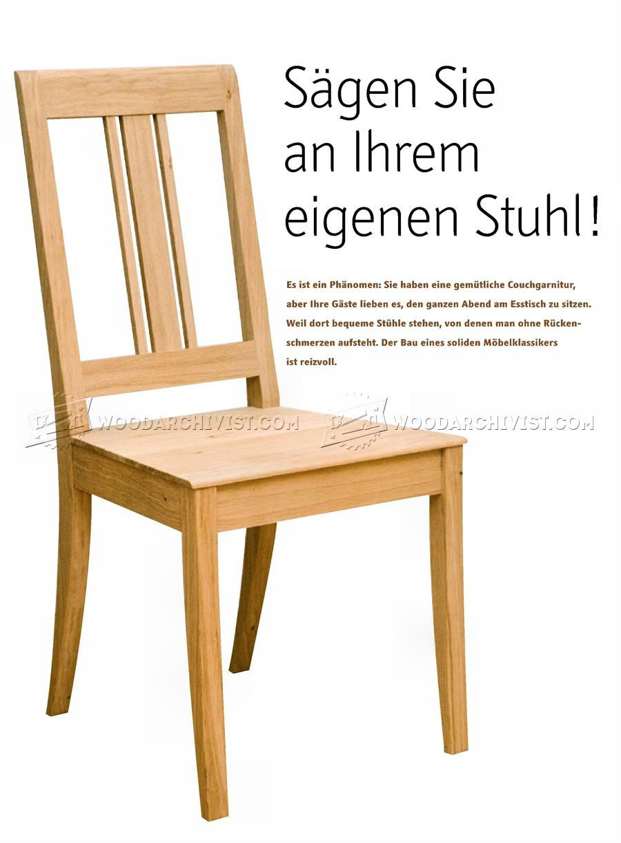woodworking plans modern furniture. Unique Modern 99 Wood Dining Chair Plans  Modern Furniture Design Check More At Http Throughout Woodworking L