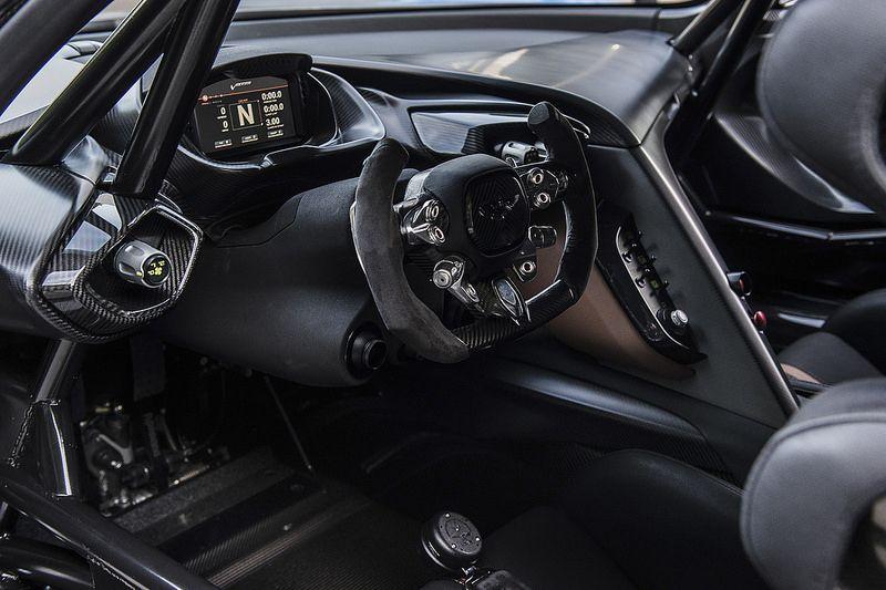Aston Martin Vulcan Interior Autos Aston Martin Vulcan Aston