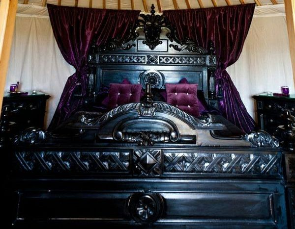 110 Verbluffende Ideen Fur Gothic Zimmer Gothic Bedroom Gothic Home Decor Gothic Bedrooms