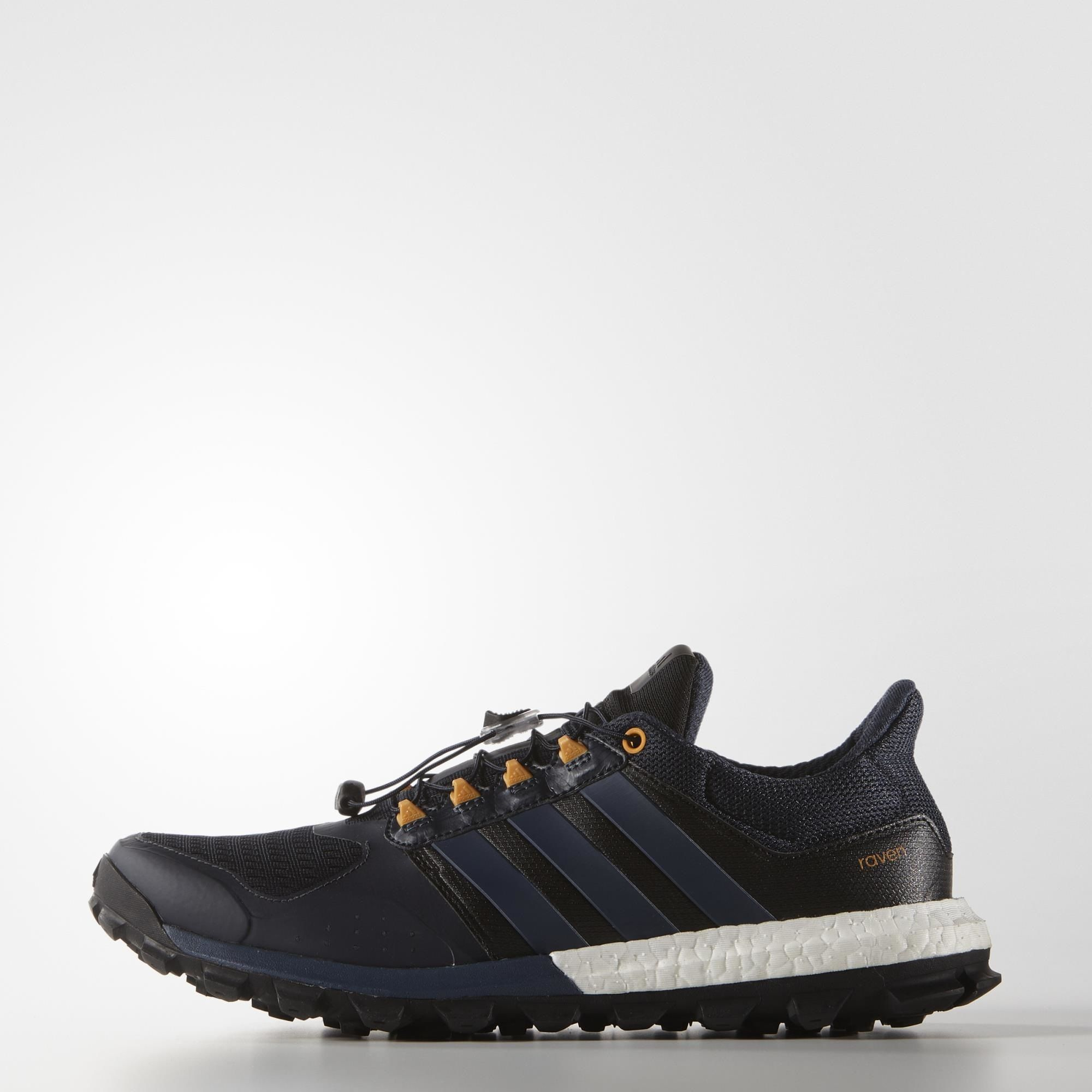 31c28b44654 Du kan besejre terrænet i denne sko til mænd. Den neutrale løbesko har en  solid