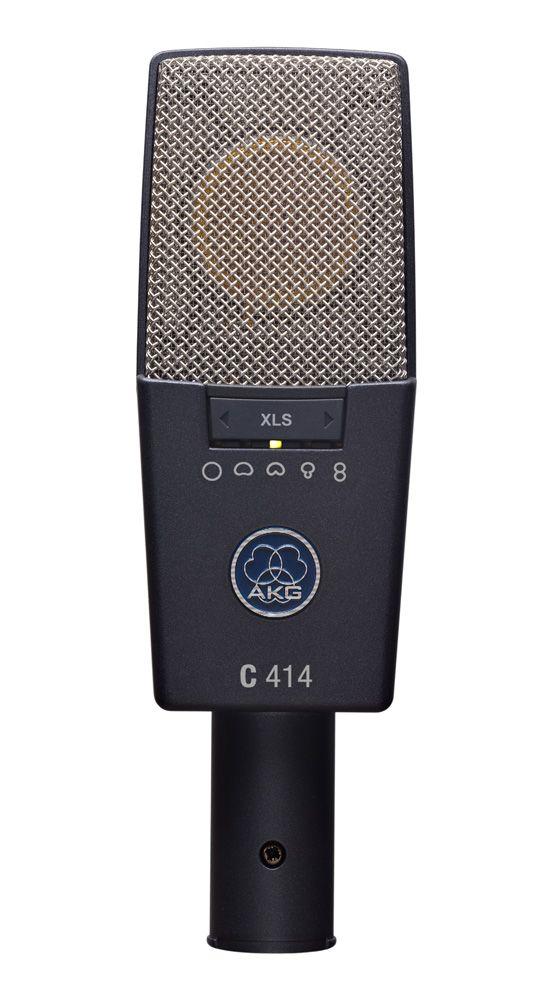 Micrófono AKG Lyra inspirado en el AKG C414