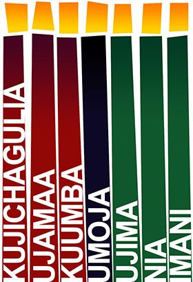 Kwanzaa Principles – Free Kwanzaa Card