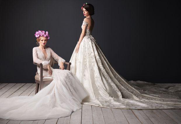 Rami Al Ali 2015 Bridal Collection | TheSassyAllure