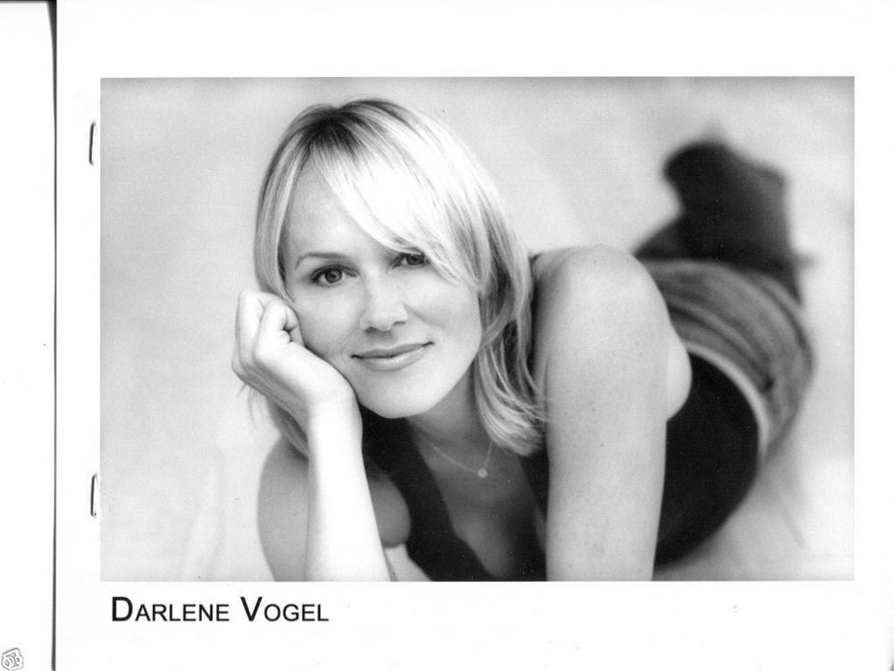 darlene vogel glamour agency headshot photo pacific blue  back to the future 2 from $10.0