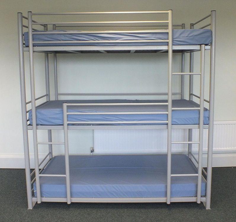 Morpheus triple bunk bed bedroom redo pinterest for Beds for sale uk