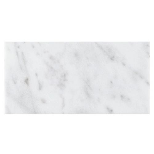 Ocean White Polished Marble Tile In 2020 Polished Marble Tiles Carrara Marble Tile White Marble Tile Floor