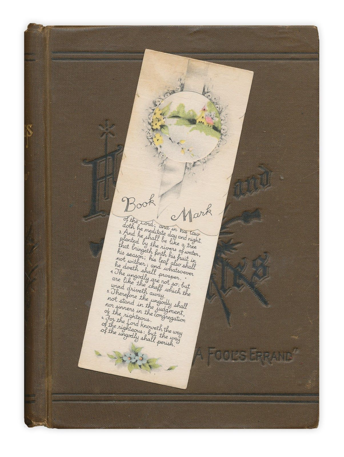 Forgotten Bookmarks: Bookmark