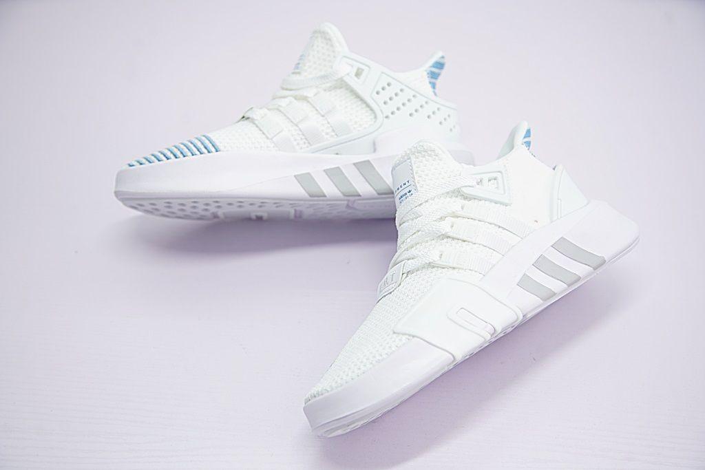 Adidas Originals EQT BASK ADV Women's WhiteAsh Blue AC7354
