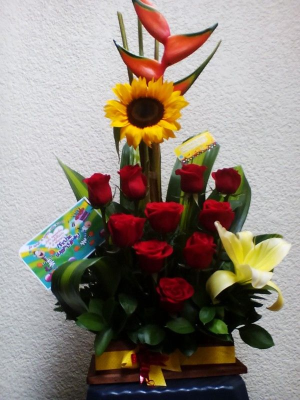 Santiago De Cali Flores Arreglos Florales Arreglos De