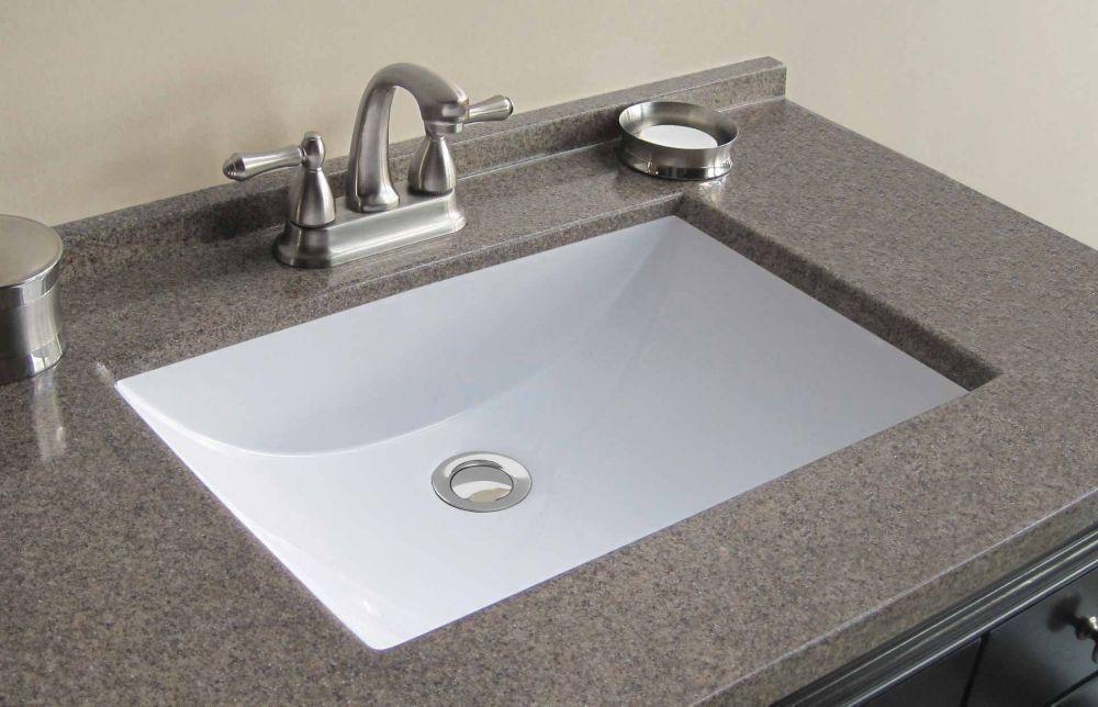 Home Depot Granite Bathroom Countertops