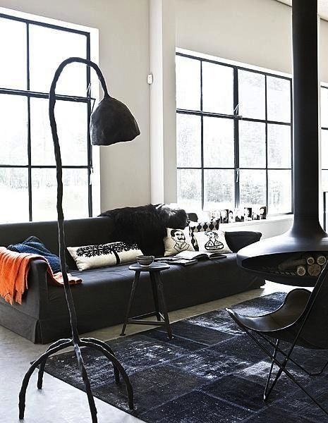 Living Room Design Via Vt Wonen And Remodelista Photography By