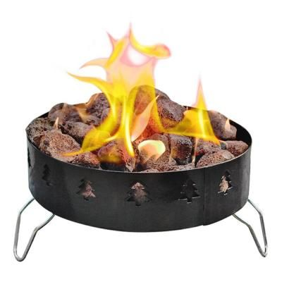 Camp Chef Propane Gas Fire Ring Gclog The Home Depot Camping Gas Camping Fire Pit Gas Firepit