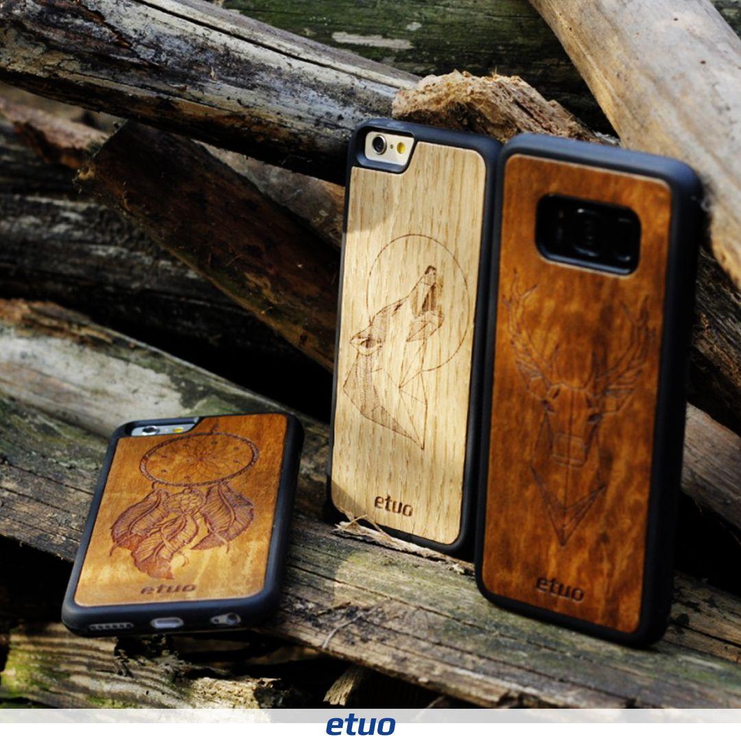 Woodcase Wood Phonecase Premium Drewniane Etui Na Smartfon