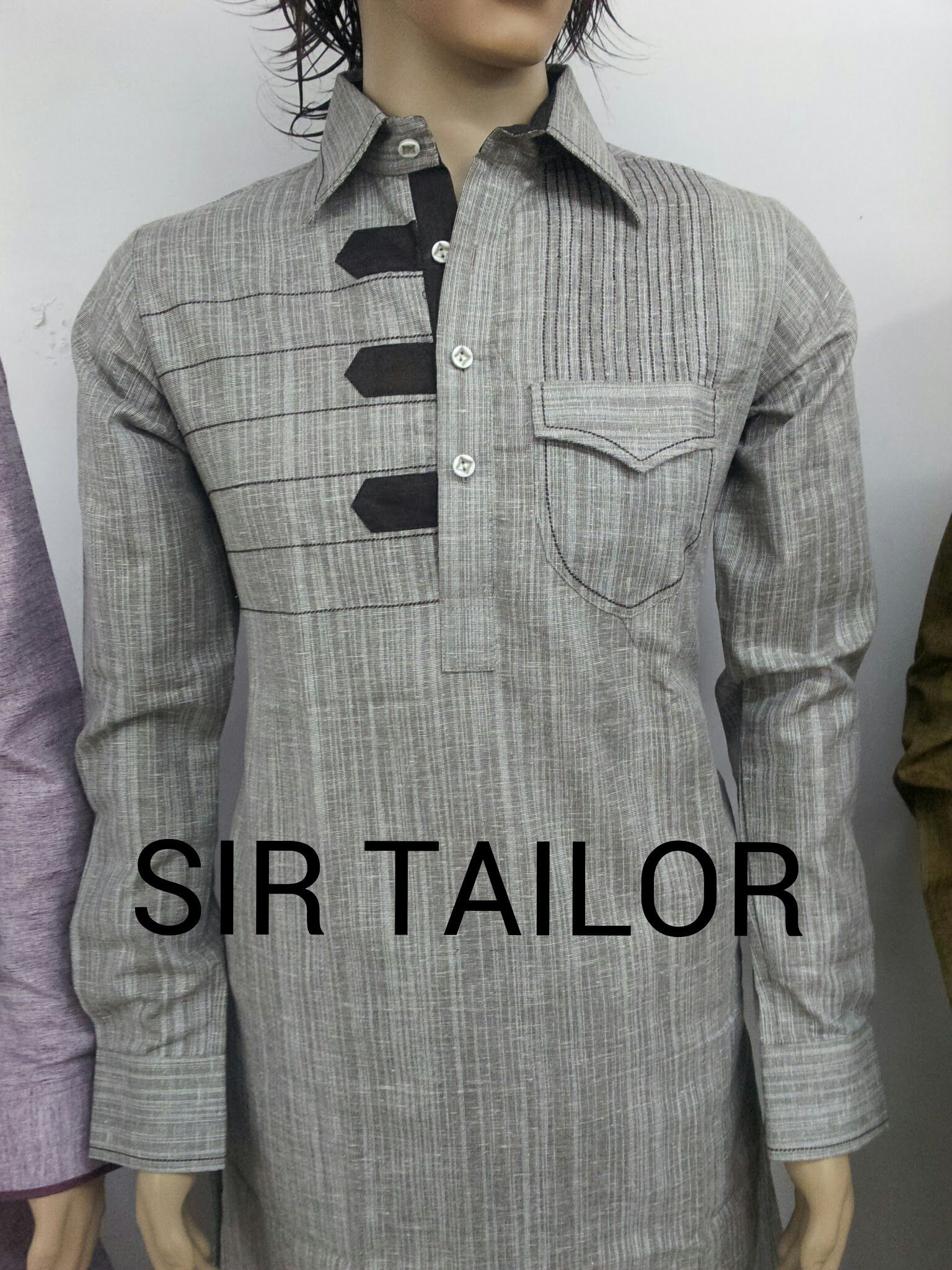 d922d6a392 mens pathani designer and elegant look from SIR TAILOR. (chauta pull near  sai belt behind bus stop surat 395003). Mr. Amin +918238209128
