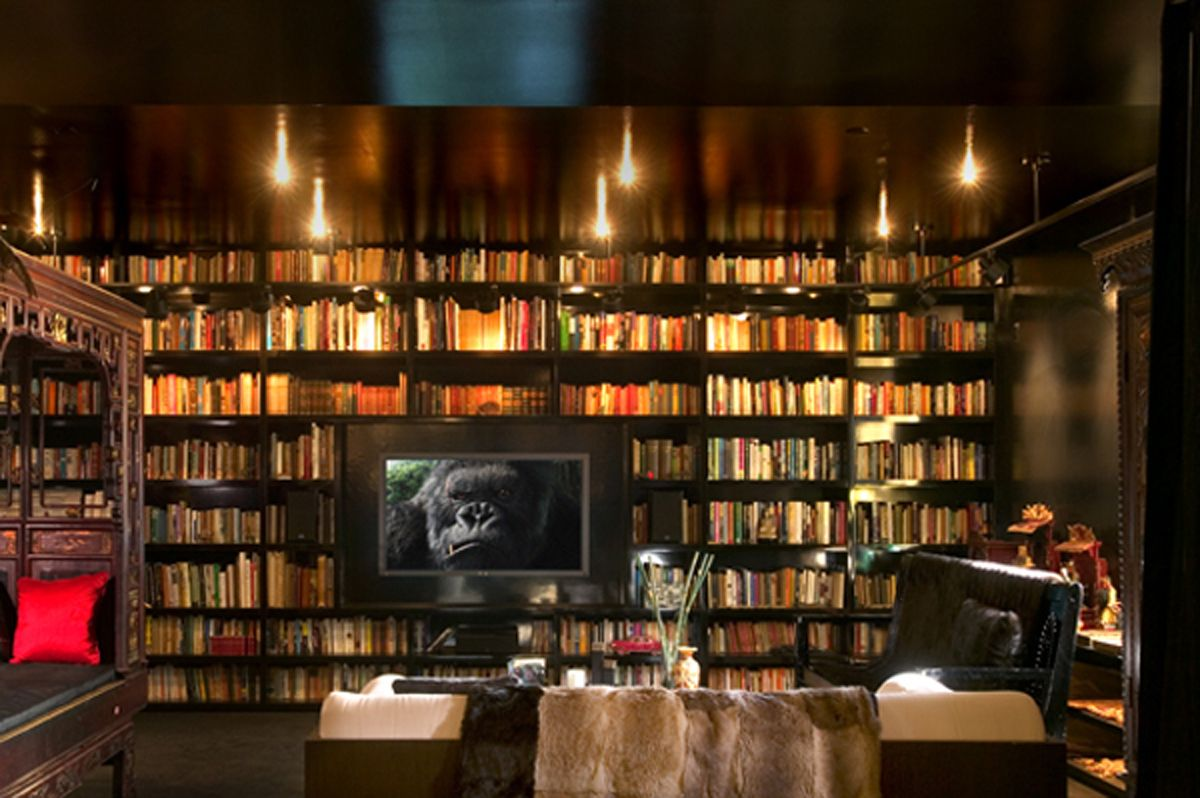 home library lighting. Old New York Apartments Interior Orginally Office Workspace Admirable Luxury Home Library Design With Gorgeous Lighting