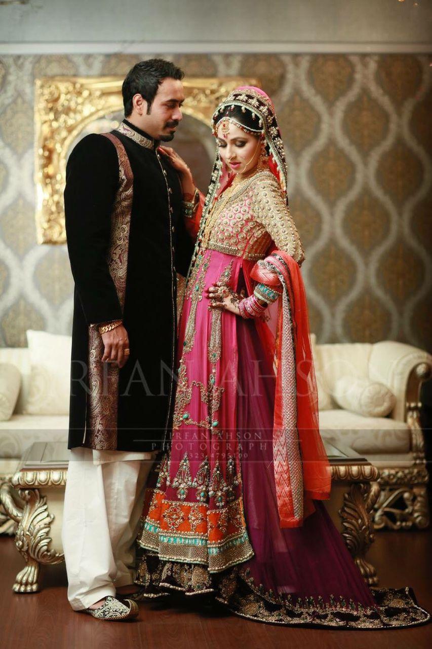 Pakistani Bride | Cool Attire! | Pinterest | Pakistani, Indian ...