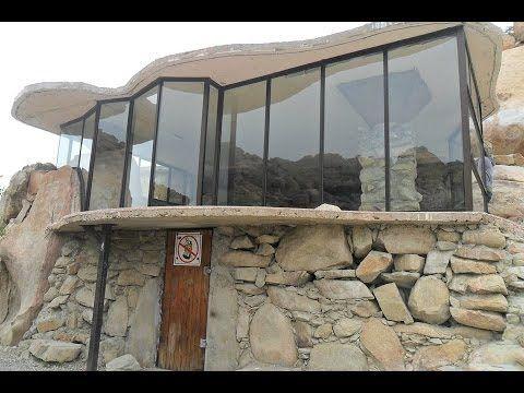 La casa de piedra en la rumorosa bcn mexico by angy - YouTube