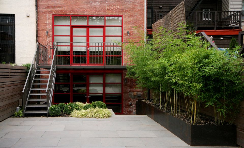 Brook Landscape Fort Greene Brooklyn Brownstone 400 x 300