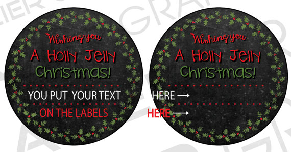 Editable Christmas Canning Labels Fruit Jelly Mason Jar Labels Etsy Christmas Mason Jar Labels Mason Jars Labels Mason Jar Gift Tags
