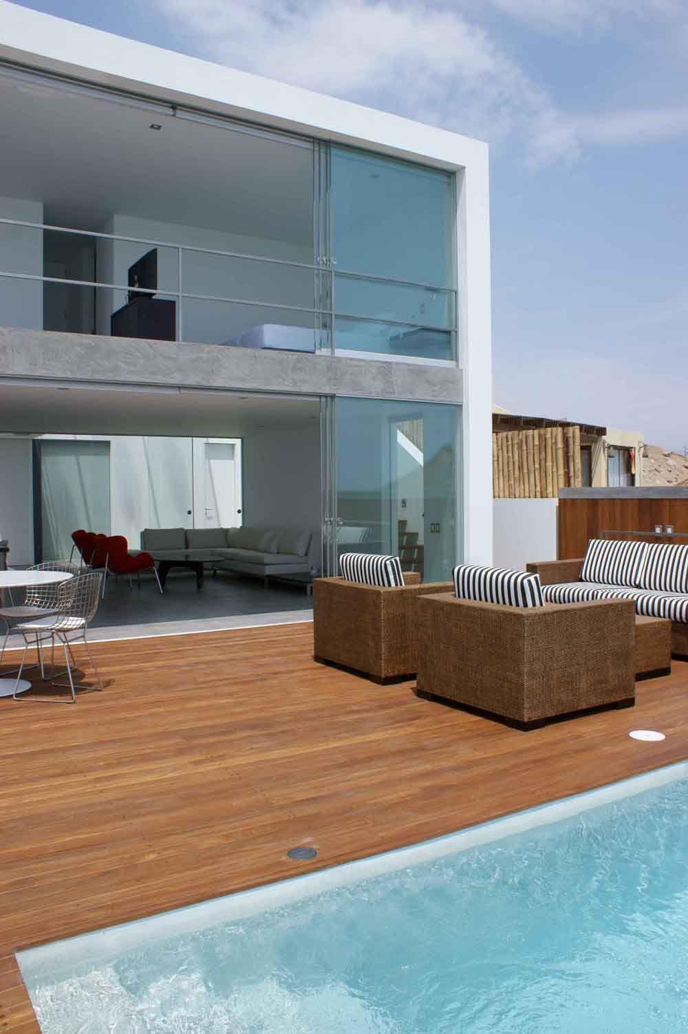 Casa En Playa Punta Hermosa Arq Juan Carlos Doblado Casas De