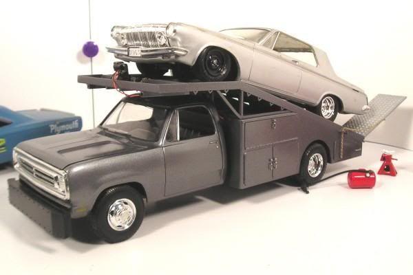 74 Dodge Car Hauler Models Pinterest Model Car Cars And Truck