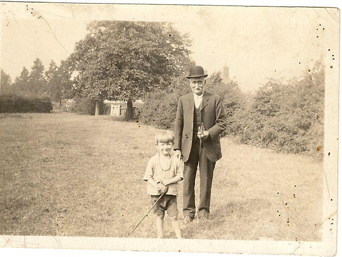 Charles Lowe 1853-1936  Parson's Lane, Alford, Lincolnshire