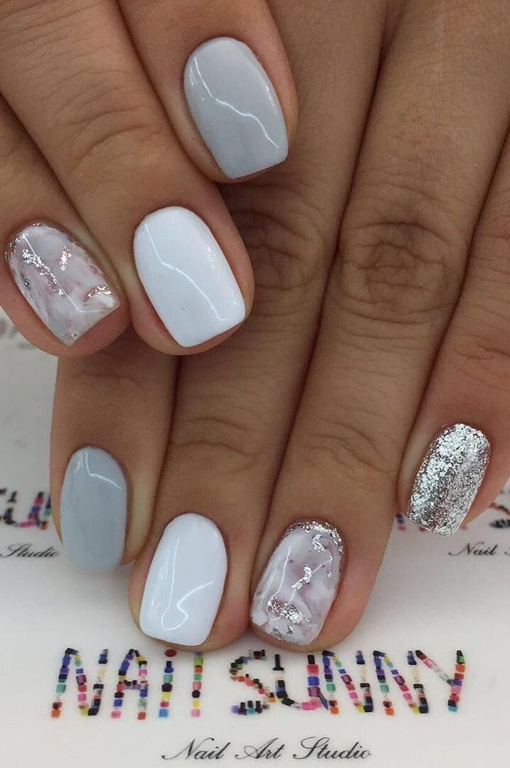 61 Summer Nail Color Ideas For Exceptional Look 2020 In 2020 Short Acrylic Nails Designs Summer Gel Nails Summer Nails Colors