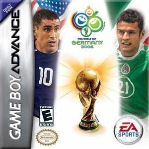 2006 Fifa World Cup Gameboy Advance Game Fifa World Cup Game World Cup Fifa