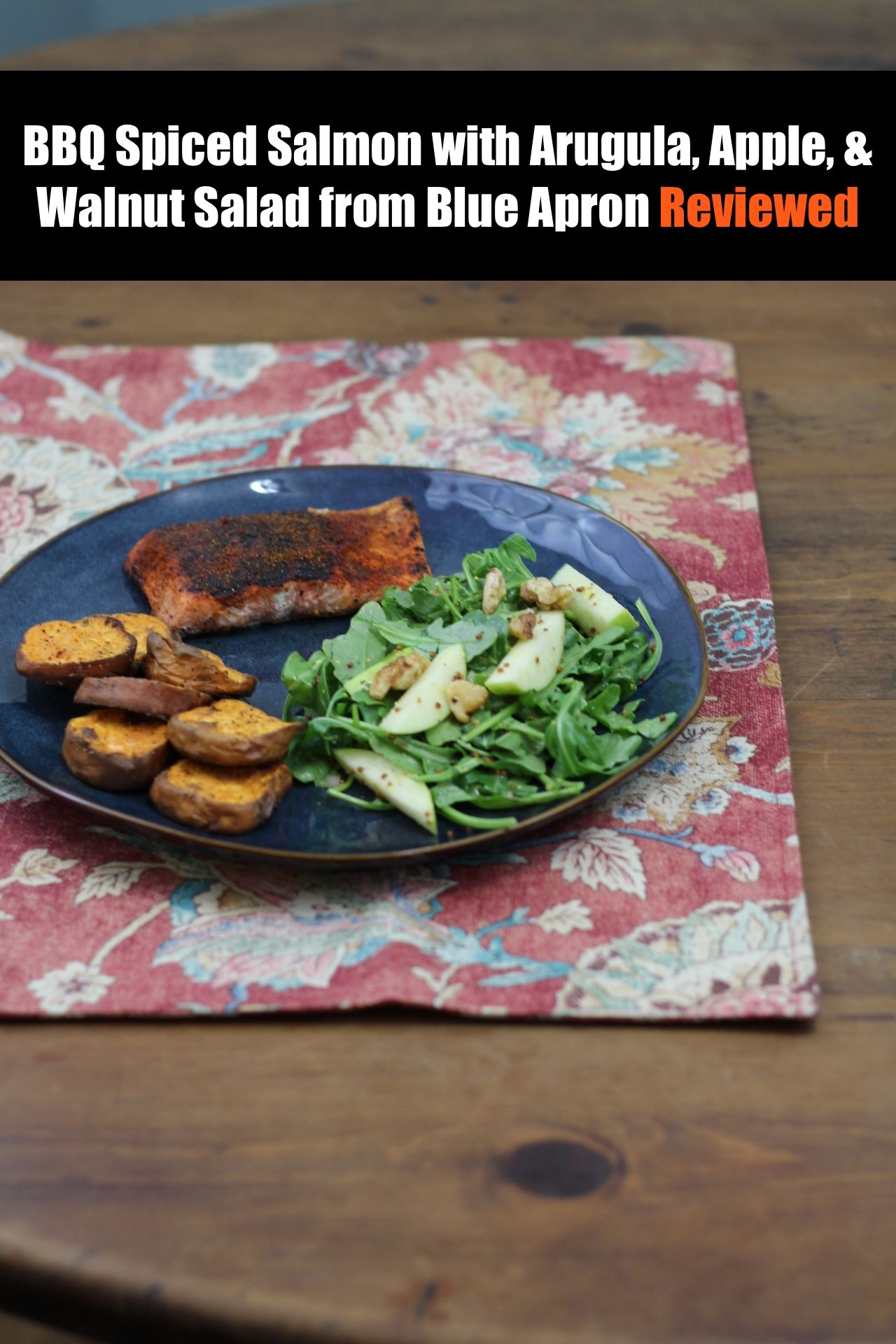 Blue apron tempura cod - 17 Best Images About Blue Apron Dinners On Pinterest Baked Sweet Potatoes Apple Walnut Salad And Roast Chicken