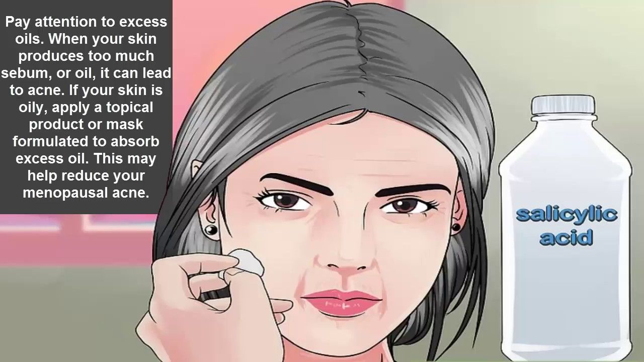 How to Reduce Menopausal Acne forecast