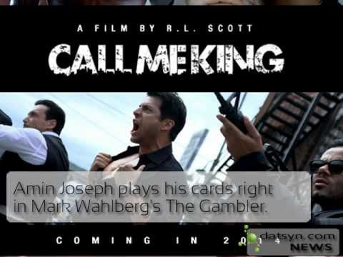 DatSyn News - Amin Joseph Plays His Cards Right In Mark Wahlberg's The G...