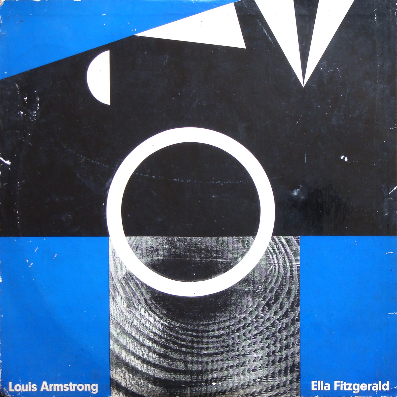 Artist: Ella Fitzgerald & Louis Armstrong Title: Porgy & Bess Label: Verve Records MGV-4011-2 Release: Germany 1959