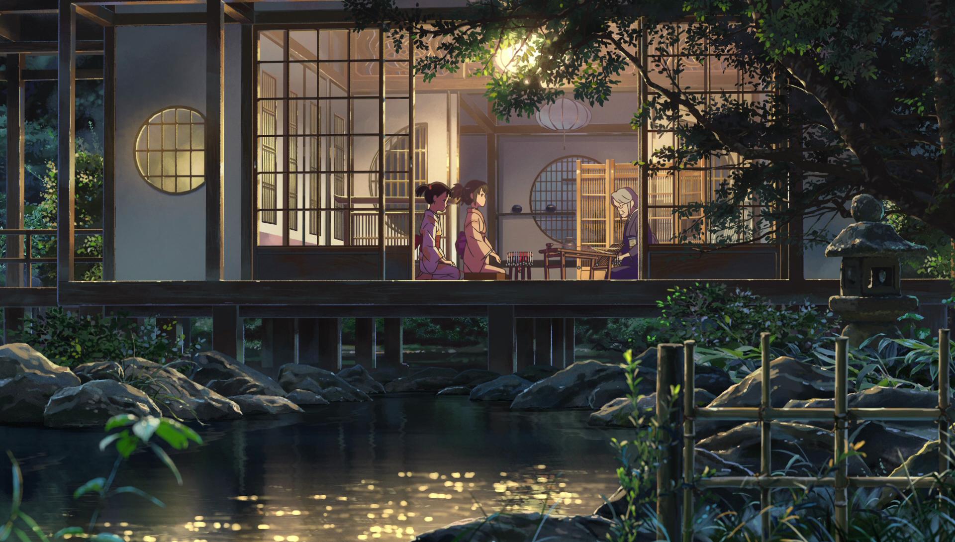 Kimi no Na wa in 2020 Kimi no na wa, Anime scenery, Kimi