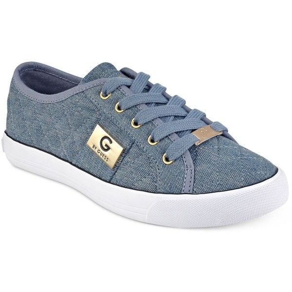 G by Guess Backer Lace-Up Sneakers ($39