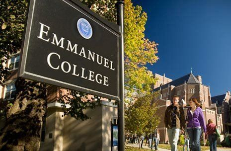 emmanuel college in the boston area on the a-list | boston strong in
