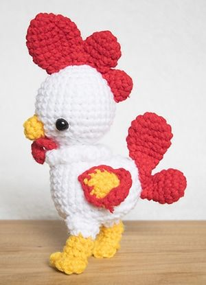 Riley Rooster 2017 Year Of The Rooster Crochet Pattern Round Up By