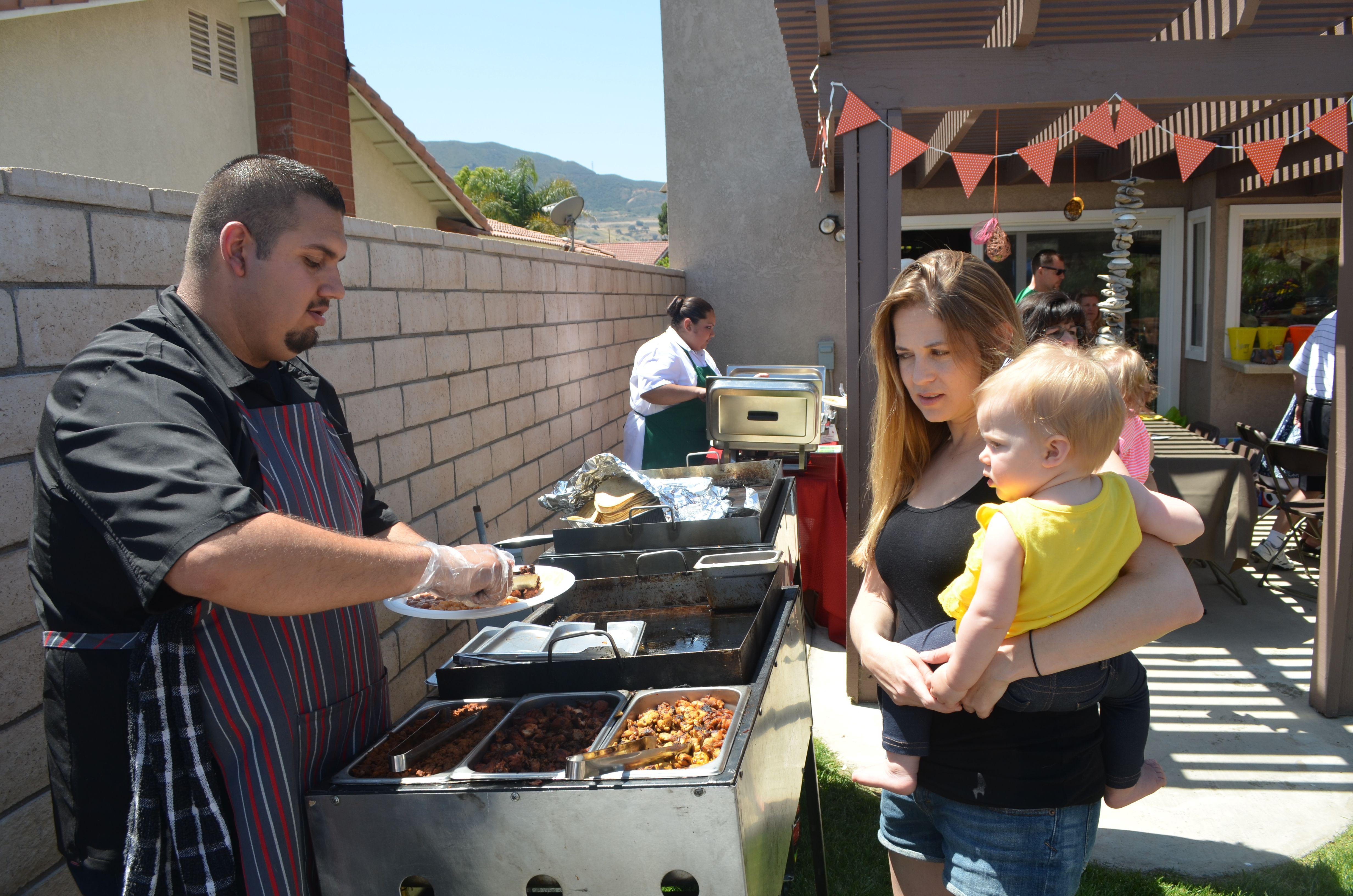Taco Catering Orange County Taco Catering Los Angeles Taco Man Taco Bar Taco Cart Custom Bbq Pits Taco Catering Taco Man