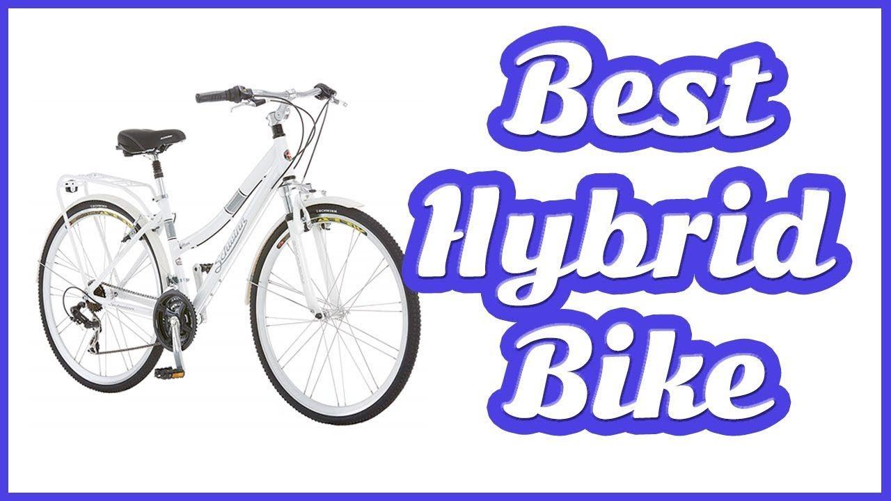 Best Hybrid Bikes 2018 Top 5 List Hybrid Bike Bike Hybrid Bicycle
