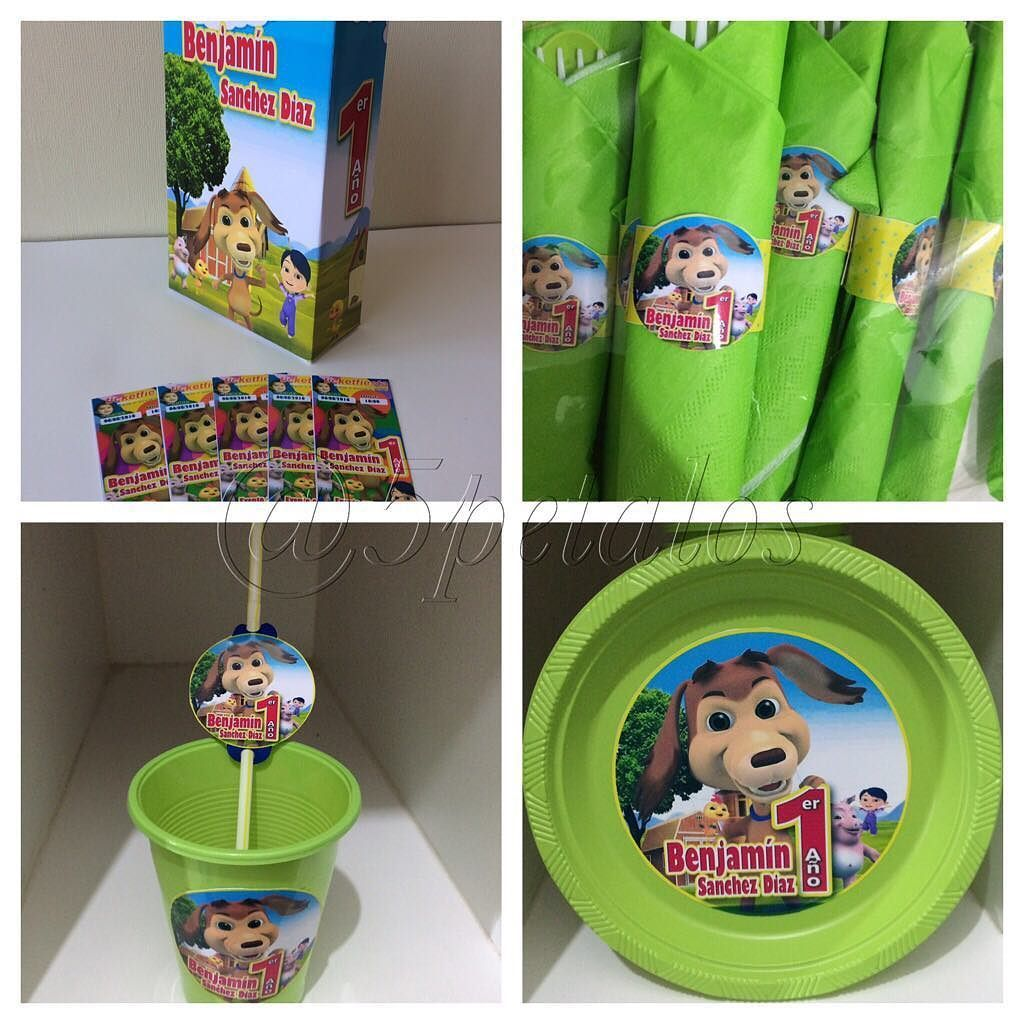 Perro Chocolo Party Primera O Cumple Mart N Pinterest Acv # Muebles Agustin Moana