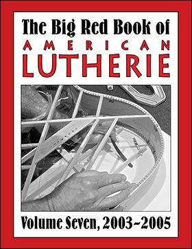 Big Red Book Of American Lutherie