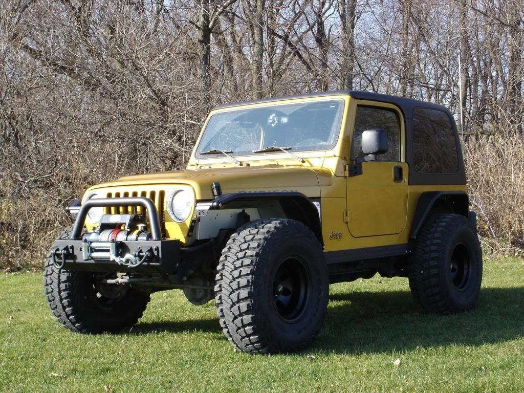 Inca Gold Rubi Jeepforum Com Jeep Wrangler Tj Jeep Tj Yellow