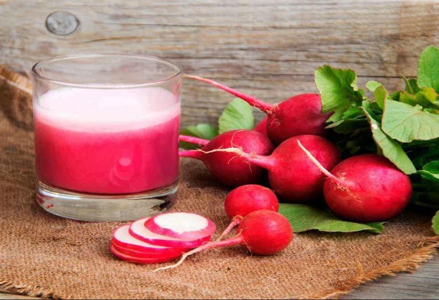 Licuado De Rabano Recipe Radish Nutritious Meals Food