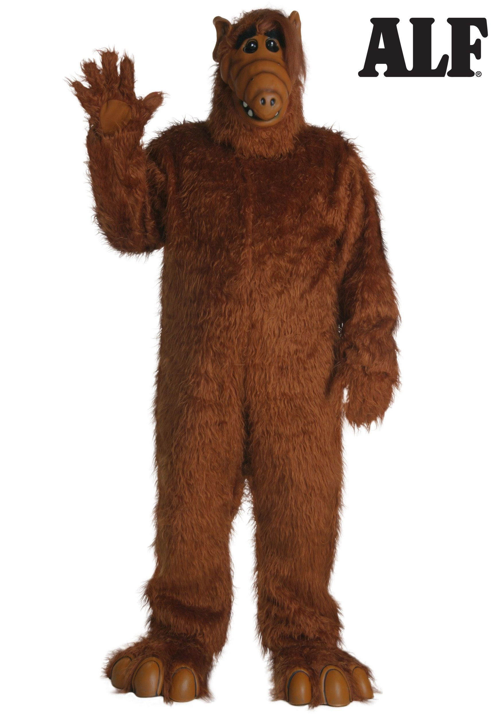 alf costume - Alf Halloween Episode