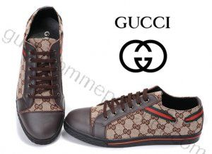Chaussures Gucci Homme Pas Cher En Marrón   Fashion   Pinterest   Gucci 00071963fb4