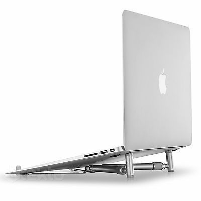 X Stand Portable Aluminium Cooling Pad For Macbook 15 Inch Retina