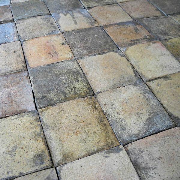 Verniciare piastrelle pavimento pavimenti opachicome lucidarli voi a mano senza cere facilmente - Verniciare piastrelle ...