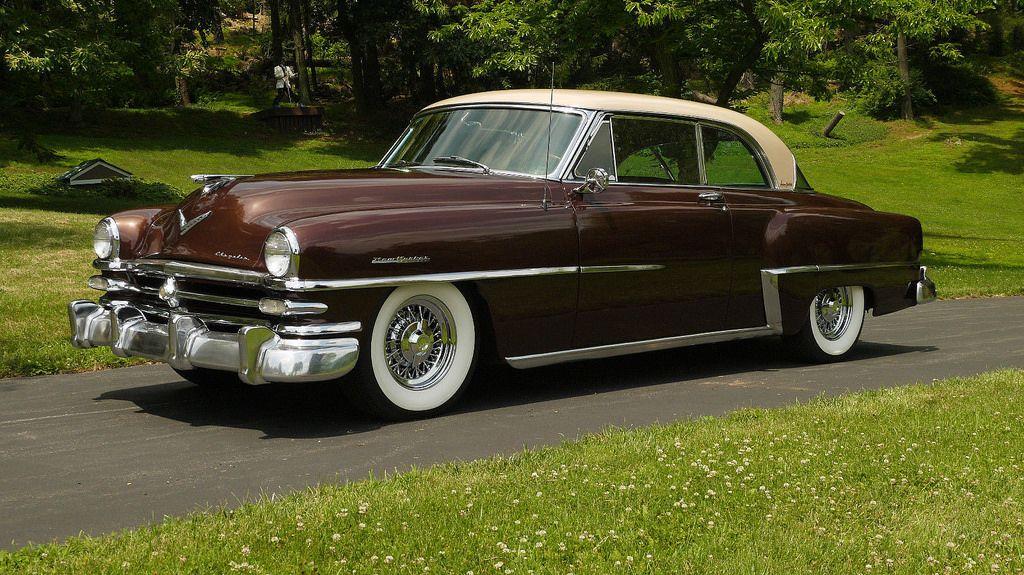 41 best 1953 Chrysler Ghia Special's images on Pinterest | Vintage ...