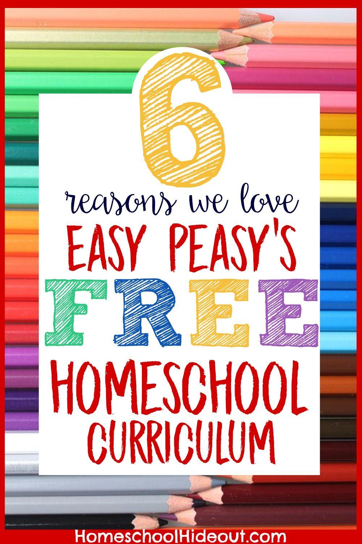 Easy Peasy's FREE homeschool Curriculum Free homeschool